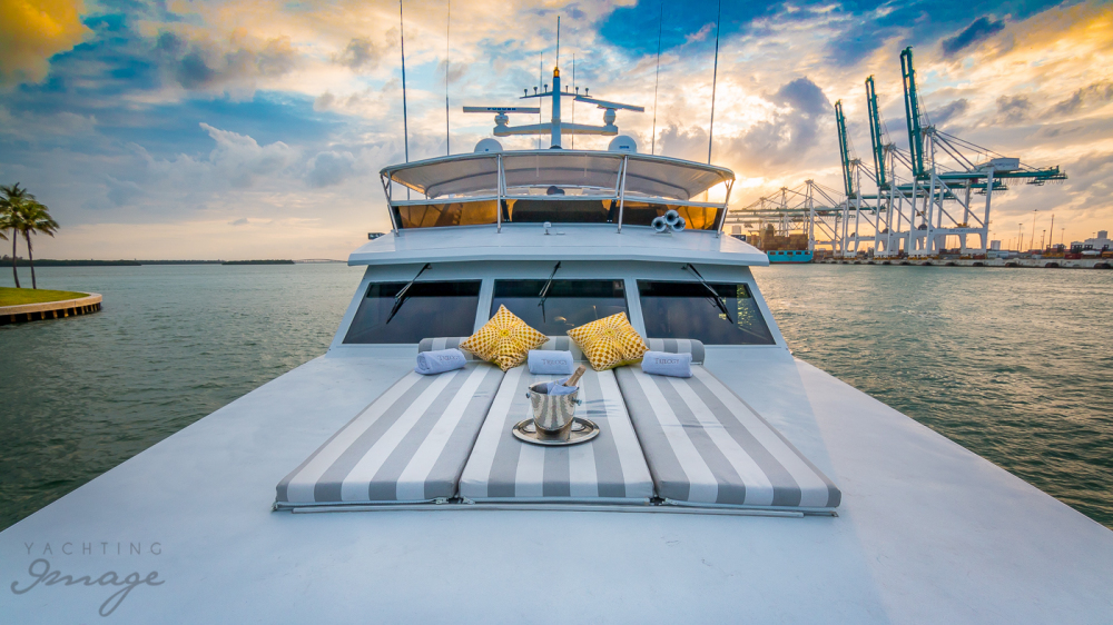 A Destination Wedding Awaits With Boston Yachts