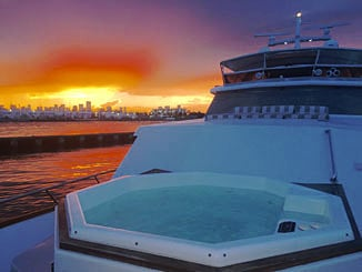 Top 3 Reasons for Seeking the Assistance of Miami Yacht Charter Brokers for Your Surprise Honeymoon