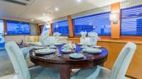 Trilogy Yacht - Dining Room